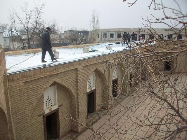 Канибадам - город в Согдийской области Таджикистана