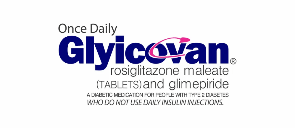 rosiglitazone maleate and glimepiride improve glycemic control in adults with type 2 diabetes mellitus