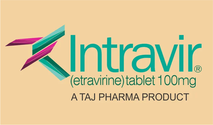 etravirine decrease the amount of HIV in your body so your immune system can work better.
