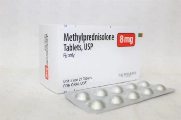 Methylprednisolone tablets usp 8mg manufacturers & Methylprednisolone tablets usp 8mg suppliers in India. Taj Pharmaceuticals, the well-known Methylprednisolone tablets usp 8mg manufacturer in India gives the assurance of high-quality and purity