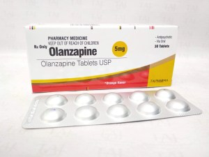Olanzapine Tablets USP 5mg Taj Pharma Taj Pharmaceuticals manufactures a wide range of pharmaceuticals formulation involving Tablets / Capsules / Injections and Orals. Taj Pharma India teamhas an excellent expertise in manufacturing and export of Olanzapine Tablets. Taj Pharmaceuticals has performed these business activities related to exports of Olanzapine Tablets for major foreign-affiliated pharmaceutical import companies, ministry of health, tenders etc. and have enjoyed the full confidence of these companies, instructions and governments.