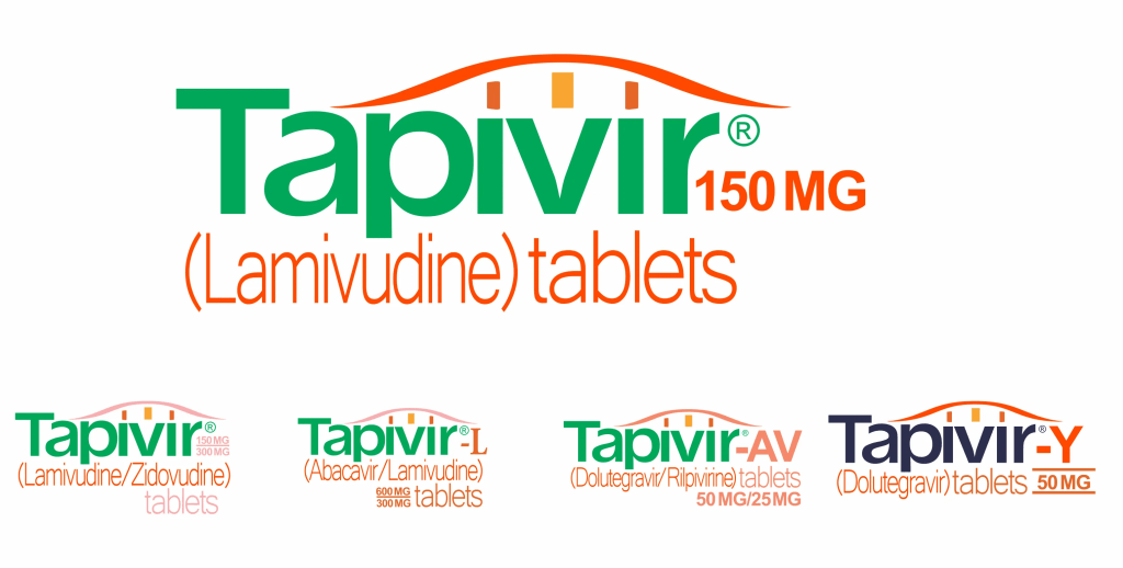 Tapivir is used for HIV infection