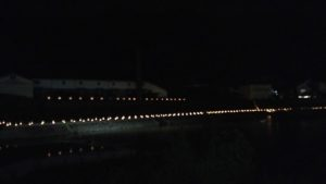 養父市八鹿の灯篭フェスタ2017年