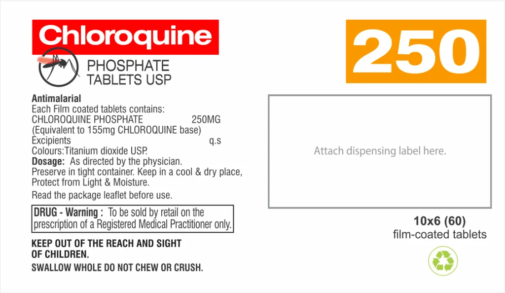 Chloroquine Tablets