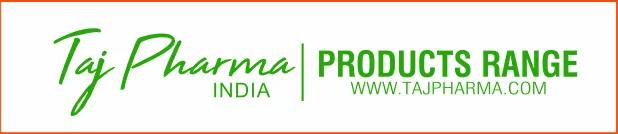 taj pharma india - web logo