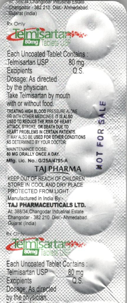 Telmisartan 80mg tablets - Telmisartan telmisartan dosage telmisartan reviews