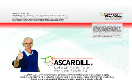 ascardill-aspirin-75mg-150mg-and-glycine-poster