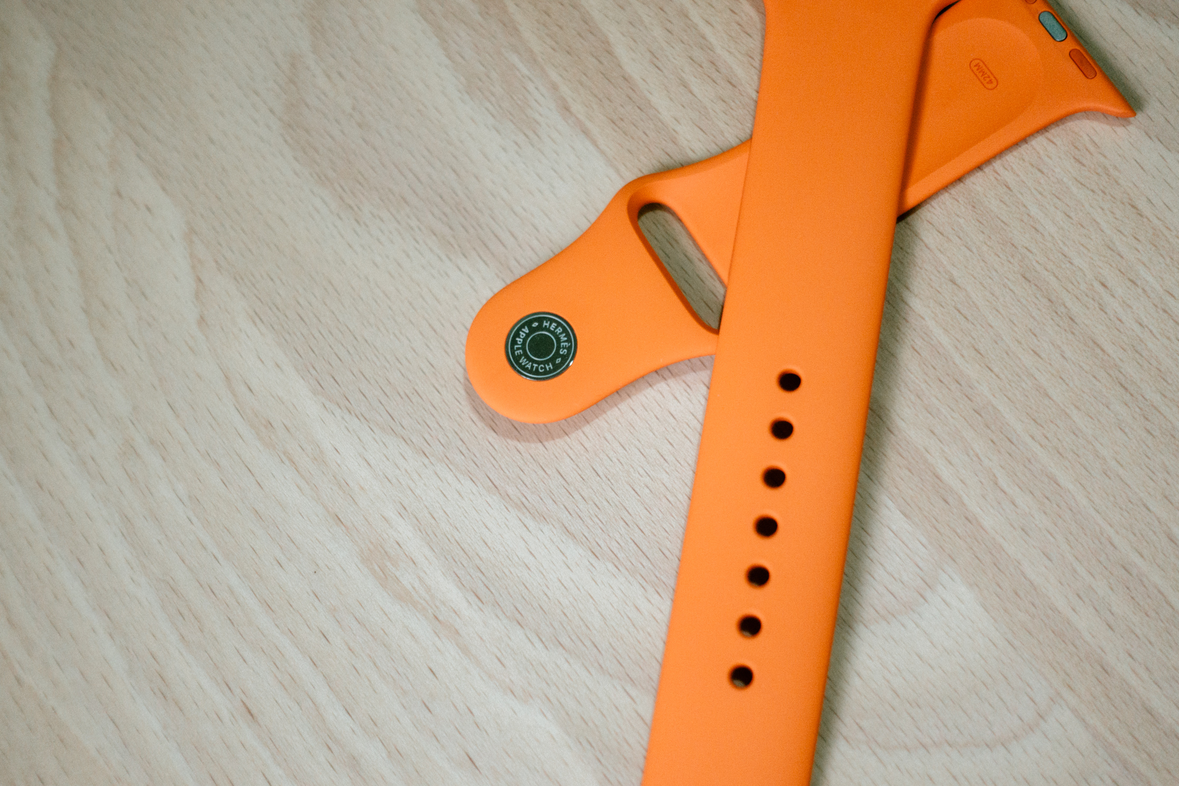 Apple Watch Hermès スポーツバンド