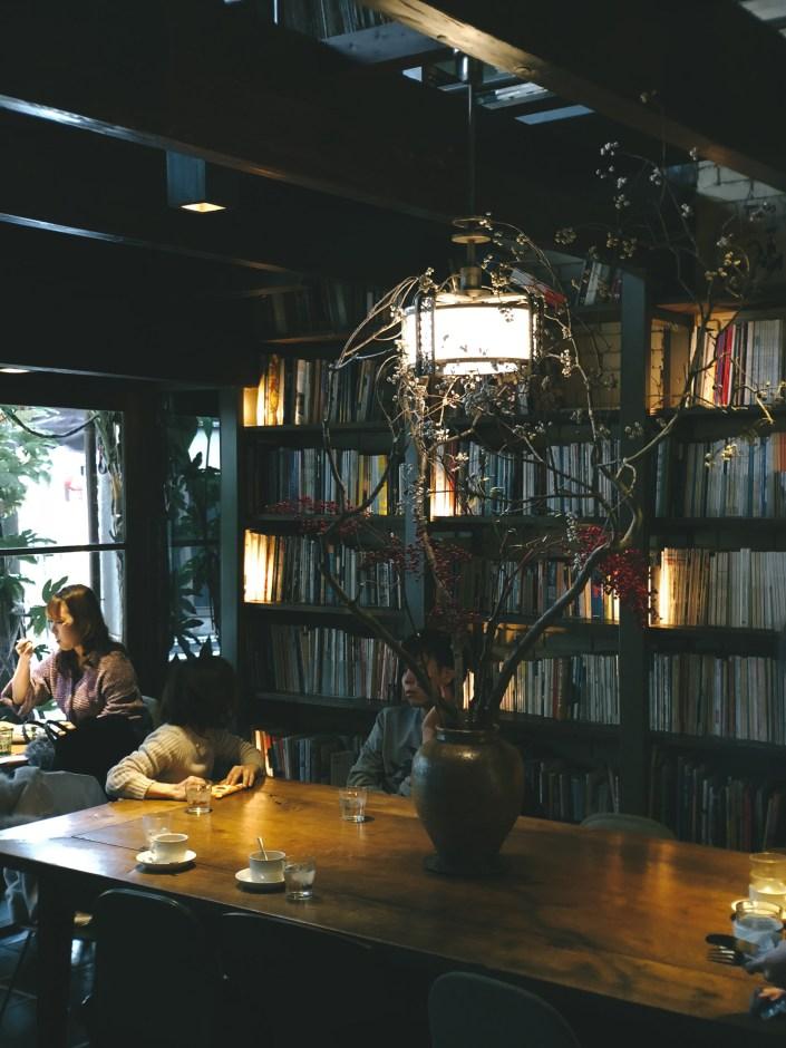 Cafe' Bibliotic Hello!