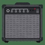 ギターアンプ、自宅で最適な出力サイズは?(結論:せいぜい1〜15Wくらい)