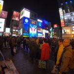 大阪道頓堀があるミナミに遊びに行ってきました!GoProheroblack7で撮影!