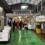 名古屋駅前柳橋中央市場で鮮魚を見物!ここなら美味い魚も見つかるかも!