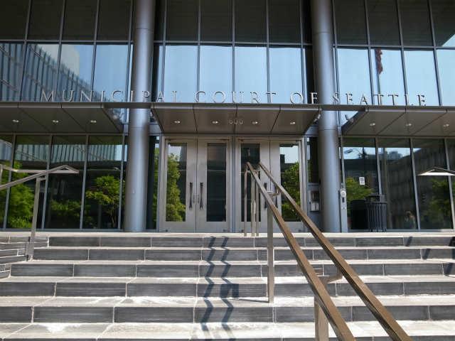 シアトルの裁判所