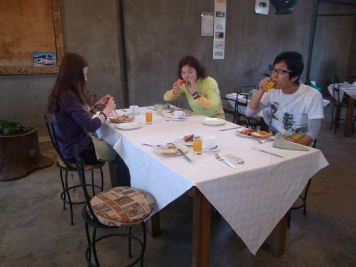 [キリマンジャロ登山]3.モシの安宿とツアー会社キリクライマーズ (2)