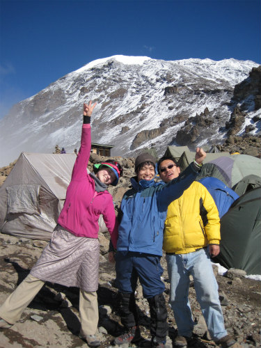 キリマンジャロ登山8 (14)