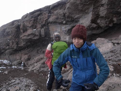 キリマンジャロ登山8 (20)