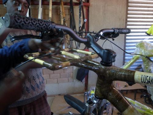 ザンバイク工場(zambike)バンブーバイク (14)