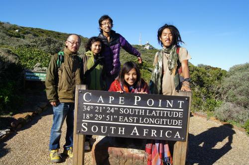 南アフリカ喜望峰 (2)