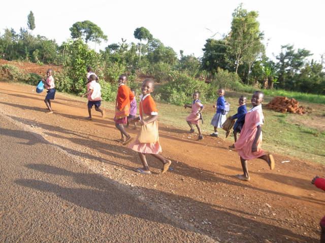 ケニアの子供 (5)