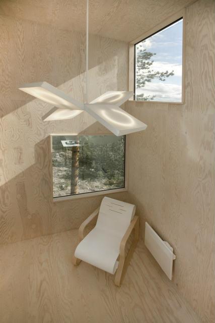 ツリーホテルtreehotel Mirrorcube (2)