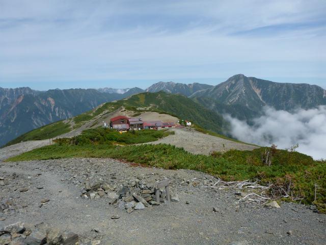蝶ヶ岳日帰り登山記録 (14)