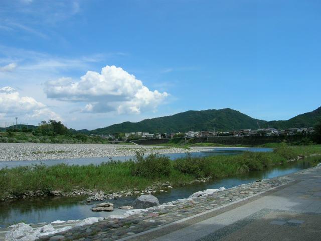 仁淀川カヌー (1)