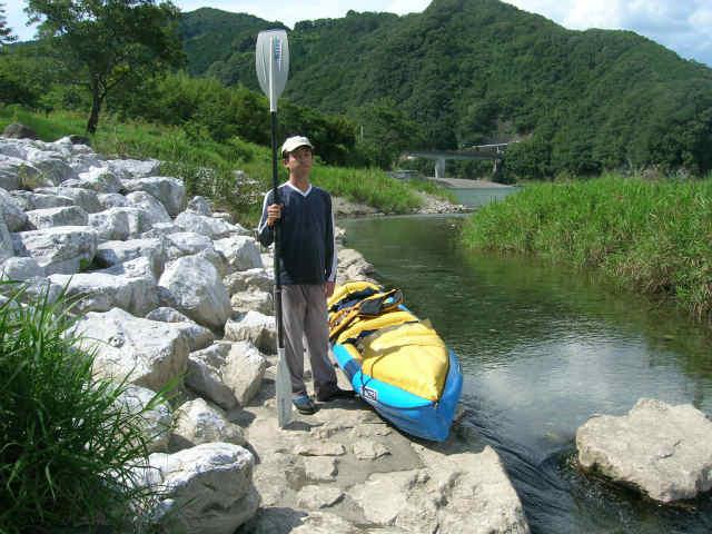 仁淀川カヌー (4)