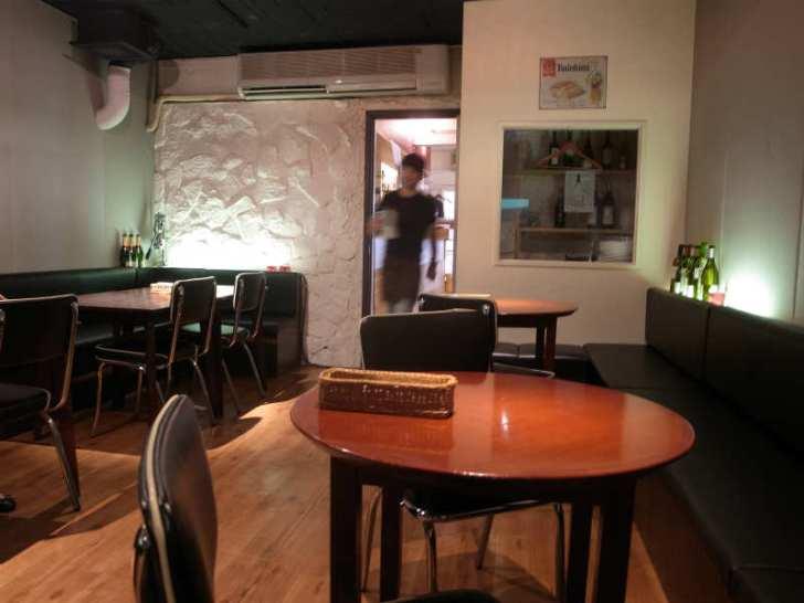 「BAL OTTO」自由ヶ丘駅で1000円以下のおいしいランチ (2)