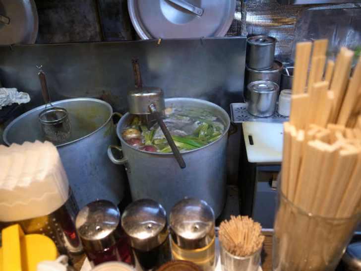 銀節や 自由ヶ丘のおいしいラーメン (2)