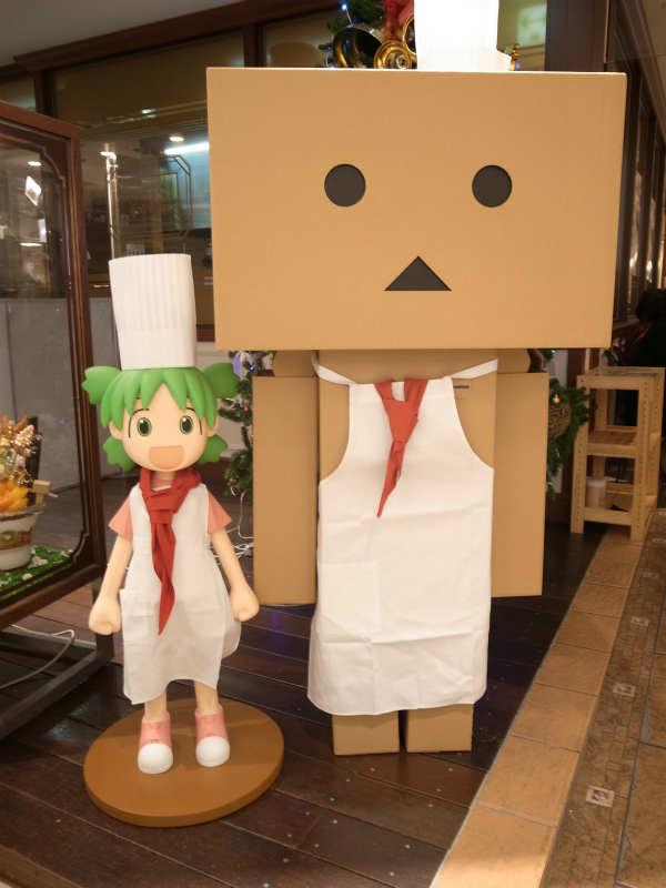 名古屋パルコで等身大着ぐるみダンボーを撮影[よつばとダンボー展2013] (22)