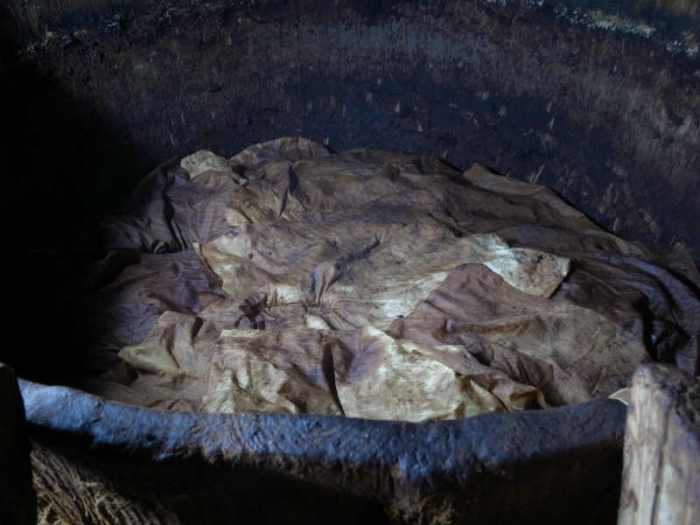 愛知県武豊町のたまり・味噌・醤油作りを見学してきた:伊藤商店の傳右衛門(でんえもん) (6)