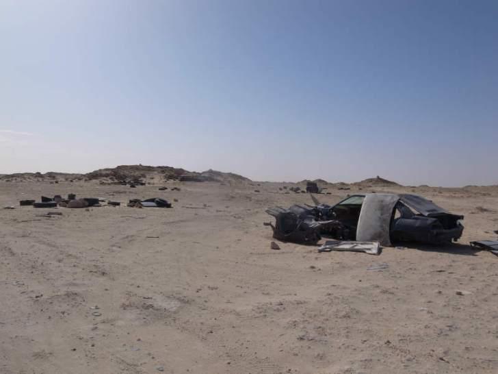 サハラ砂漠自転車旅 (3)
