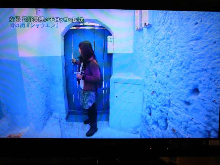 なぜシャウエンは青い街なのか?菅野美穂のモロッコ紀行で理由を明らかに! (2)