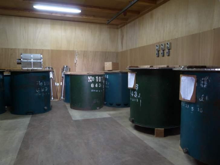 愛知県江南市の酒造を見学して日本酒の作り方を学んできたよ![楽の世] (20)