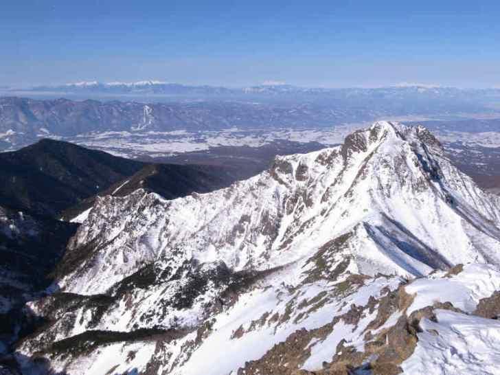 厳冬期2月の冬山に初挑戦!八ヶ岳の頂点、赤岳を雪山登山(赤岳鉱泉テント泊ルート、コースタイム有) (31)