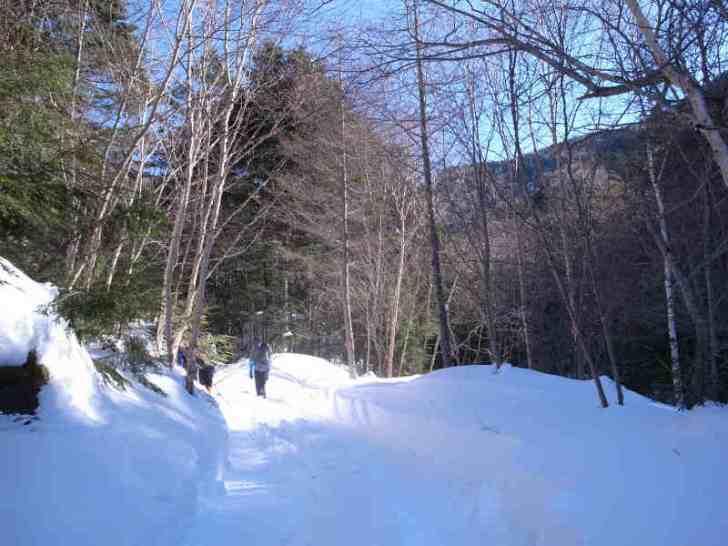 厳冬期2月の冬山に初挑戦!八ヶ岳の頂点、赤岳を雪山登山(赤岳鉱泉テント泊ルート、コースタイム有) (8)