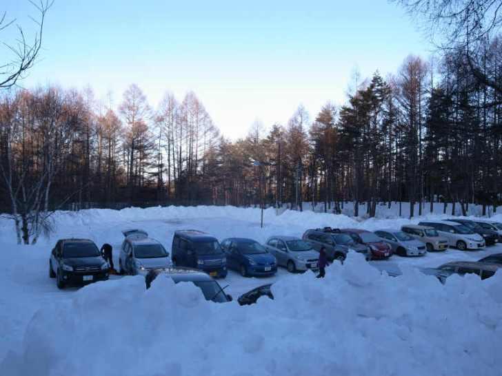 厳冬期2月の冬山に初挑戦!八ヶ岳の頂点、赤岳を雪山登山(赤岳鉱泉テント泊ルート、コースタイム有) (2)