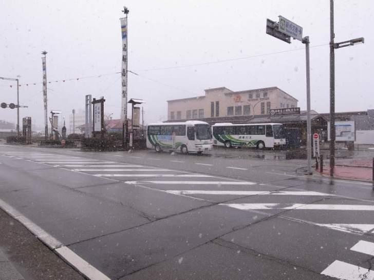 飛騨高山にスタッドレスタイヤでない車でいくときに、路面が凍結しているかを調べる方法[岐阜県] (1)