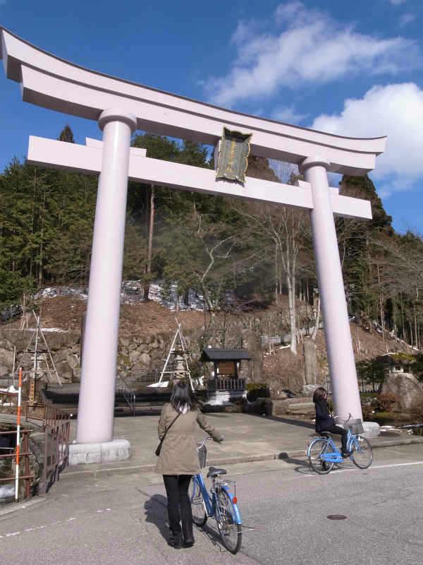 飛騨古川をレンタルサイクリングで観光するのはおすすめ!1時間200円也 (5)