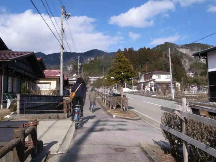 飛騨古川をレンタルサイクリングで観光するのはおすすめ!1時間200円也 (4)