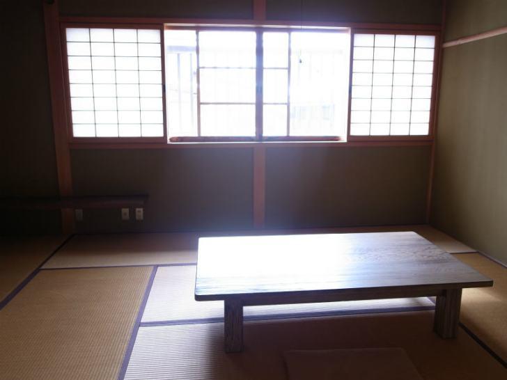 飛騨古川の古民家:数寄屋づくりの里山オフィス「末広の家」に泊まってみた! (11)