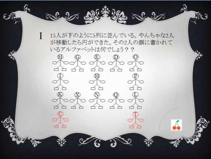 リアル脱出ゲームで僕が作ったオリジナル問題の解答編!と貸切誕生日パーティーの写真 (8)