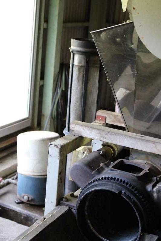 鈴木製茶のお茶工場を見学して、茶葉の作り方を聞いてきたよ!(新城市作手田代) (7)