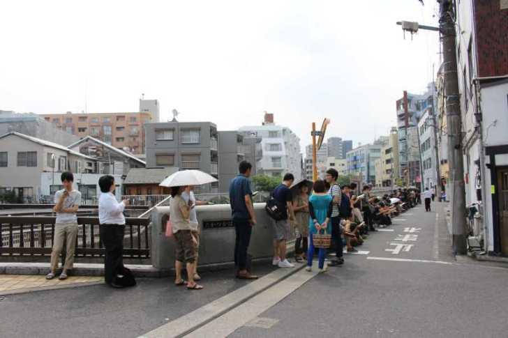 高田馬場「べんてん」が閉店するので、行列具合と待ち時間を確認しに行ってみた! (4)