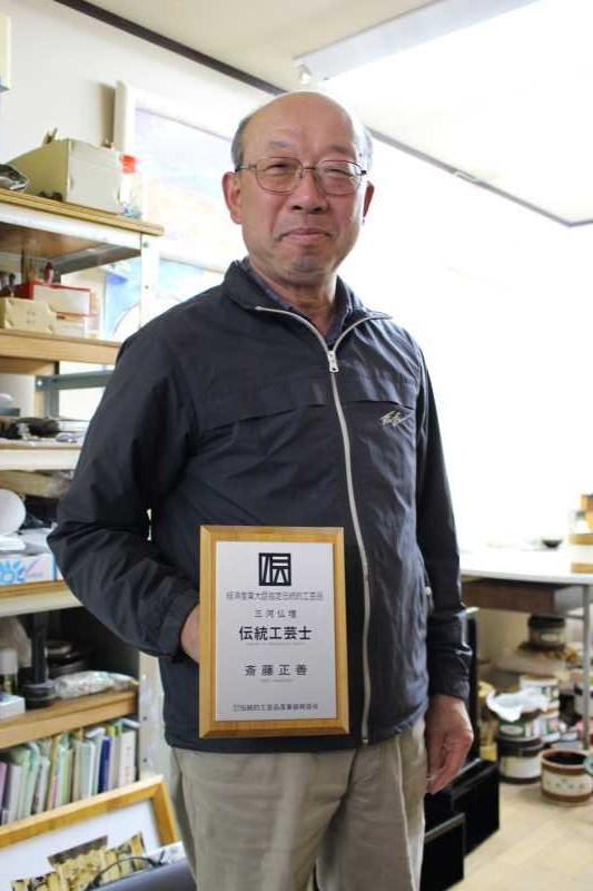 伝統工芸品に指定されている三河仏壇組合の工場を見学してきた[愛知県新城市作手] (15)