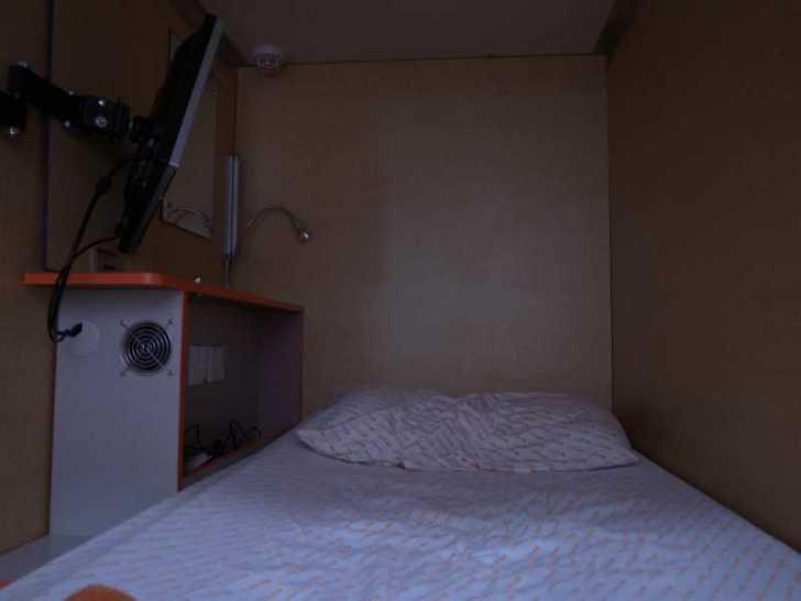 [マレーシア旅行記]5.シンガポールで人生初のカプセルホテル「ウォークホーム」はおすすめの安宿 (5)
