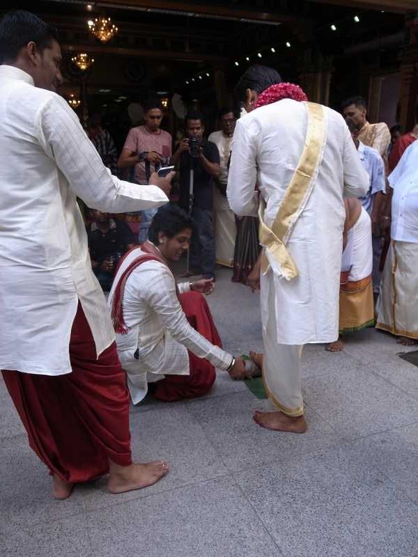 [マレーシア旅行記]8.クアラルンプールでイスラムの結婚式に参列 (9)