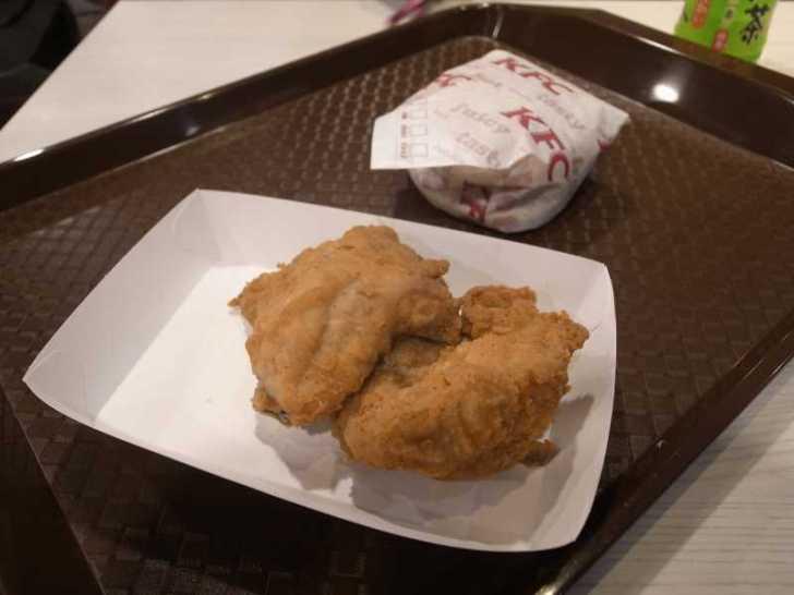 [マレーシア旅行記]9.世界で一番おいしいケンタッキー(KFC)はどこだ? (2)