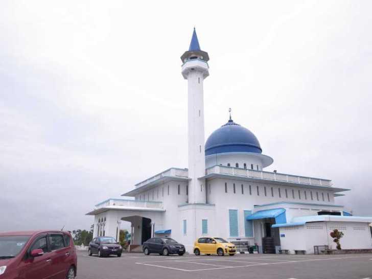 [マレーシア旅行記]6.メルシン行きのバスで出会ったイスラム教のかわいい女の子 (9)