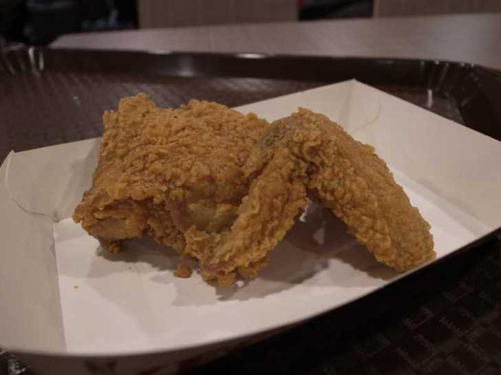 [マレーシア旅行記]9.世界で一番おいしいケンタッキー(KFC)はどこだ?